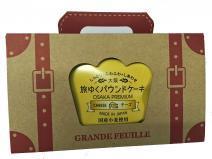 大阪 旅ゆくパウンドケーキ チーズ