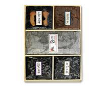 【X-70】松茸昆布/永楽/椎の里/松茸煮/角切山椒
