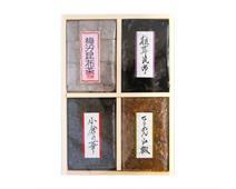 E-15 椎茸昆布/梅汐昆布茶/小倉の華/ちりめん山椒