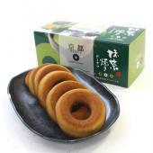 京都抹茶焼きドーナツ